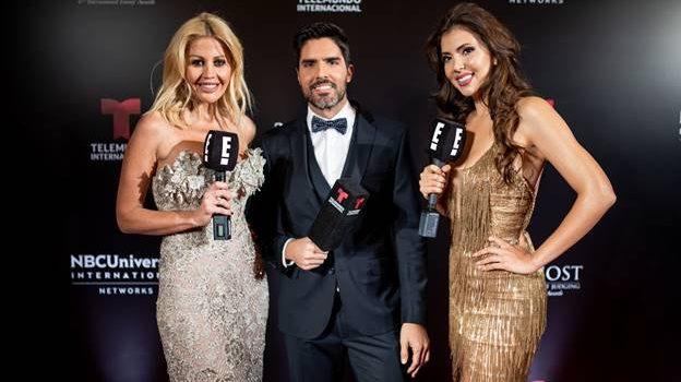 LA ACADEMIA INTERNACIONAL DE ARTES Y CIENCIAS DE LA TELEVISIÓN Y TELEMUNDO INTERNACIONAL ELIJEN EN ARGENTINA A LO MÁS DESTACADO DE LA TELENOVELA MUNDIAL