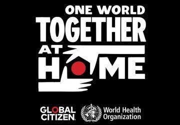 ¨ONE WORLD: TOGETHER AT HOME¨ SERÁ TRANSMITIDO POR E! ENTERTAINMENT PARA TODA LATINOAMÉRICA